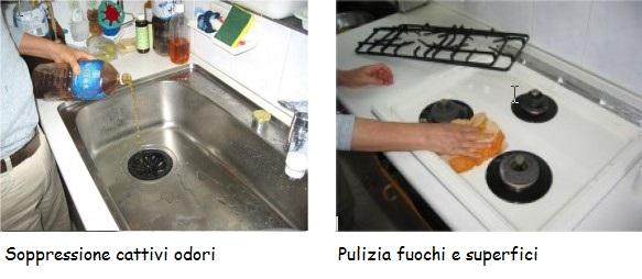 Suggerimenti per l'utilizzo degli EM in cucina...