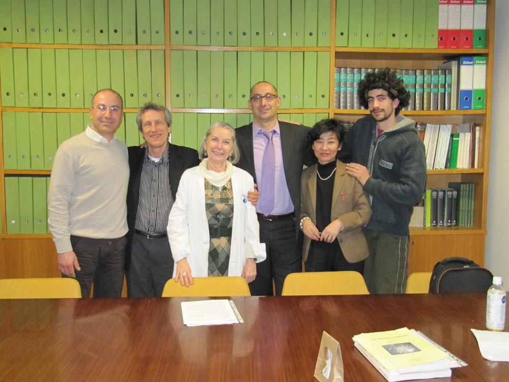 Università di Bologna e EM