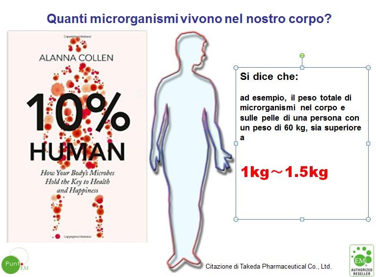 Non sottovalutiamo il potere dei microrganismi...