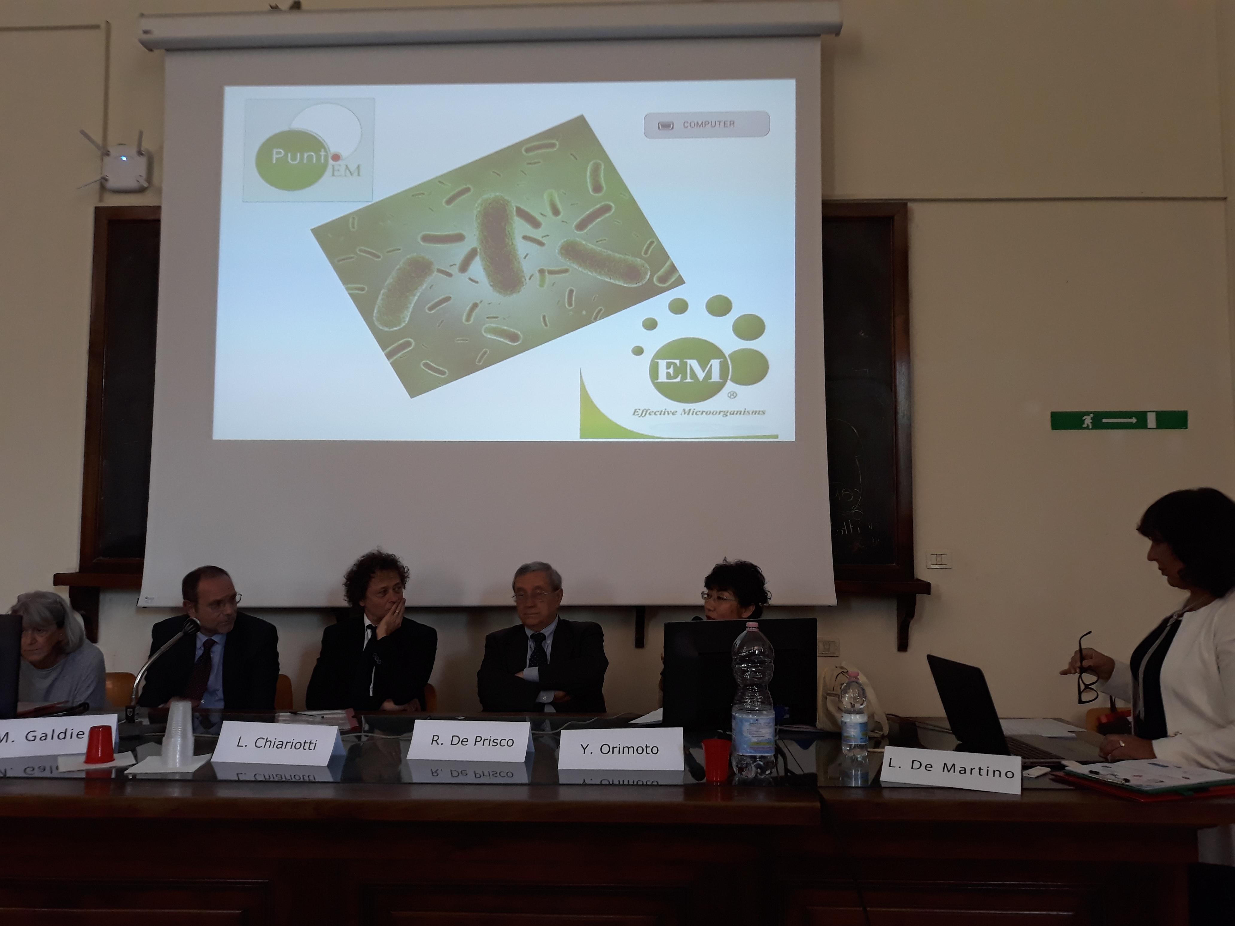 Partecipazione al IV Workshop Microbiologia Veterinaria Napoli