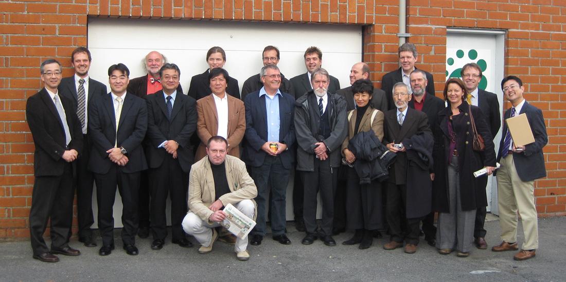 European meeting on Bio EM Bright (Belgio)